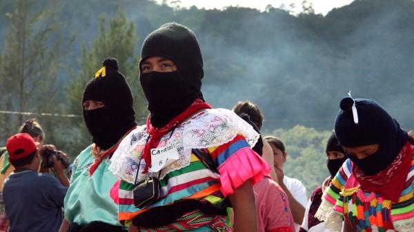 Encuentro de Mujeres. La Garrucha, Chiapas (2008)
