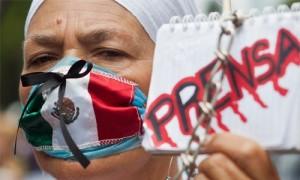 La libertad de expresión en México, un mito.