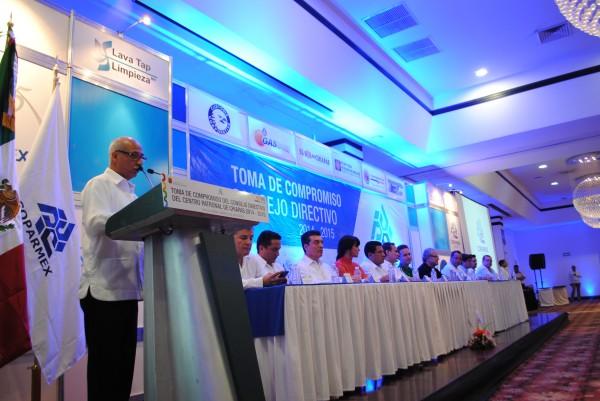 Federico Cuesy, nuevo líder de la COPARMEX en Chiapas.