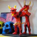 © ¡Estas sí son chingaderas! Museo de Arte Popular. Ciudad de Oaxaca (2008)