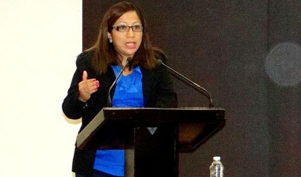 La diputada local del PRD, Alejandra Soriano Ruiz fustigó la reforma política electoral en Chiapas por inconstitucional.