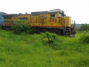 De los medios de transporte que se van rezagando y su uso es cada vez más infrecuente, el tren es uno de esos que acusa un deterioro importante como los vagones que lo forman.