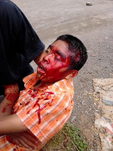 José Luis Alberto Tehuatlie Tamayo, asesinado en Puebla por #LeyBala