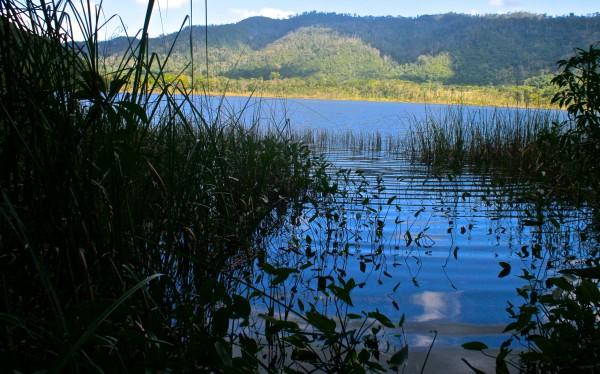 Lago de Nahá. Foto: Ángeles Mariscal