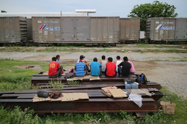 Los expulsados de estas tierras. Foto: Elizabeth Ruiz