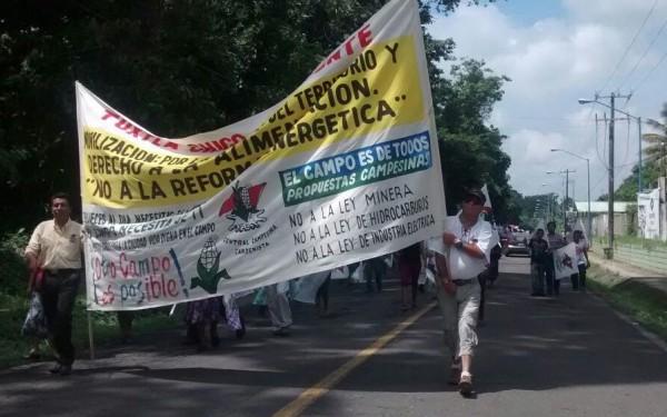 Revocar las leyes secundarias de la reforma Energética. Foto: Benjamín Alfaro