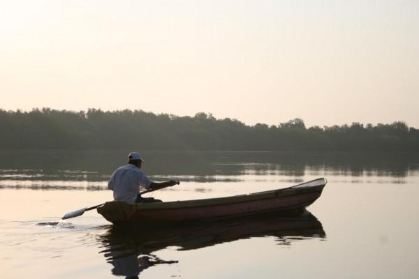 CONAFOR entrega apoyos económicos para que quienes poseen terrenos con manglares produzcan plantas. Foto: CONAFOR