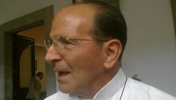 El padre Alejandro Solalinde, activista defensor de los derechos de los migrantes en Ixtepec, Oaxaca. Foto: Pagina3.mx