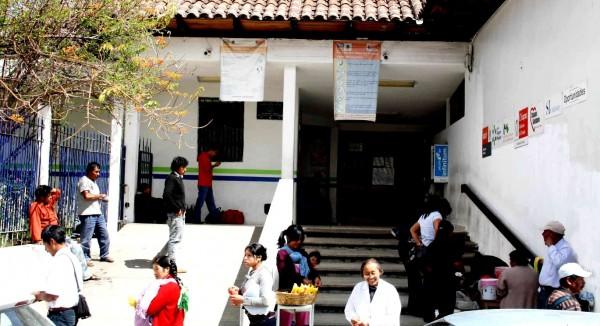 Hospital de la Mujer de San Cristóbal de las Casas.