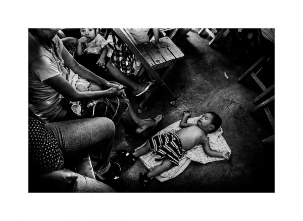 El lugar en el que habitan los sueños. Mezcalapa, Chiapas / 2012. Foto: Ariel Silva