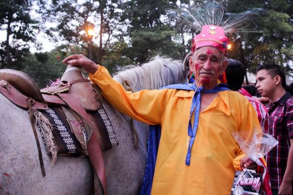 Los alférez. Foto: Francisco López Velásquez/ Chiapas PARALELO.