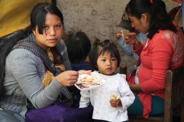 Más de 2 mil niños y niñas de Chiapas sufren en la actualidad los estragos del desplazamiento forzado, en diferentes  comunidades de la entidad. Foto: Elizabeth Ruiz