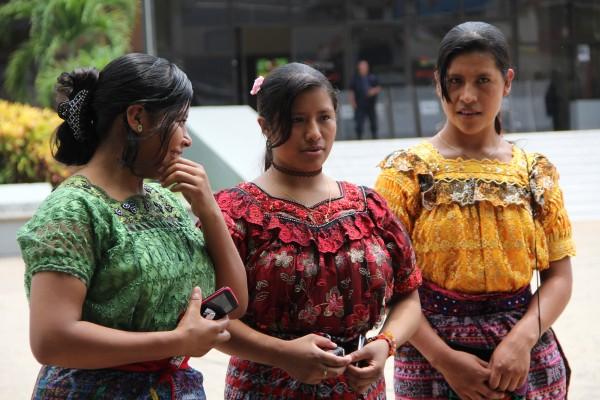 Más de 15 mil mujeres centroamericanas viven y trabajan en Chiapas, revela el Censo de Población y Vivienda del INEGI. Foto: Elizabeth Ruiz
