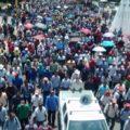 Marcha campesinos Ixtapa