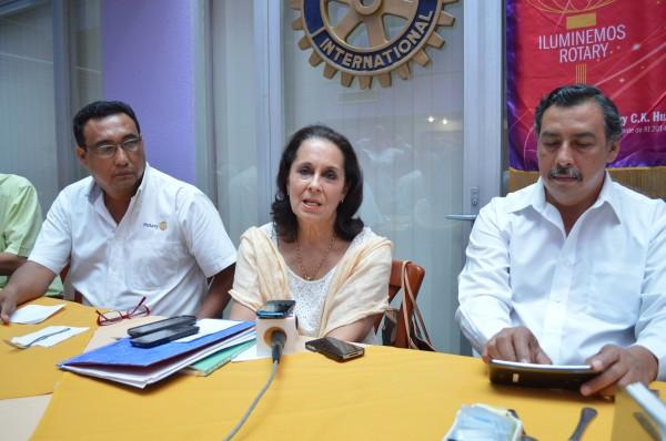 Presentan programa para niños y niñas que viven en las localidades fronterizas. Foto: Cesar Rodríguez