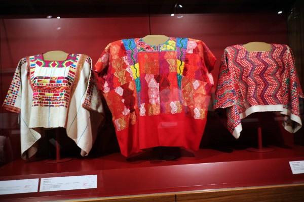 El Ex Convento de Santo Domingo alberga la colección de textiles mayas más importante del mundo. Foto: Elizabeth  Ruiz