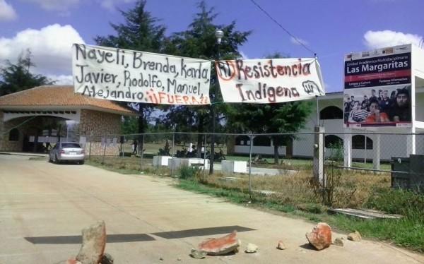 Rector de la UNICH ordenó a la Coordinadora Académica que gestionara el regreso de todos los profesores denunciados. Foto: Chiapas PARALELO