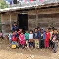 La Escuela Gabriela Mistral, reflejo de las carencias del sistema educativo en Chiapas. Foto: Elizabeth Ruiz