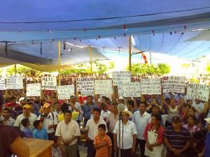 Choles cerrarán filas ante la embestida represiva que se avecina, señalaron.  Foto: Chiapas PARALELO