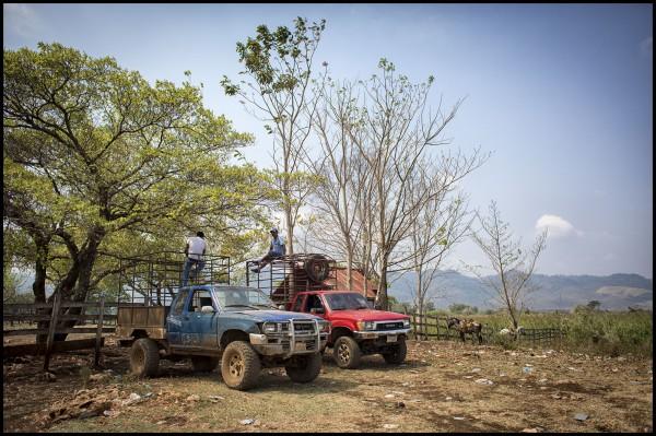 Frontera Chiapas con Guatemala. Foto: IIván Castaneira