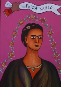 Obra de Manuel Velazquez, pintor chiapaneco.