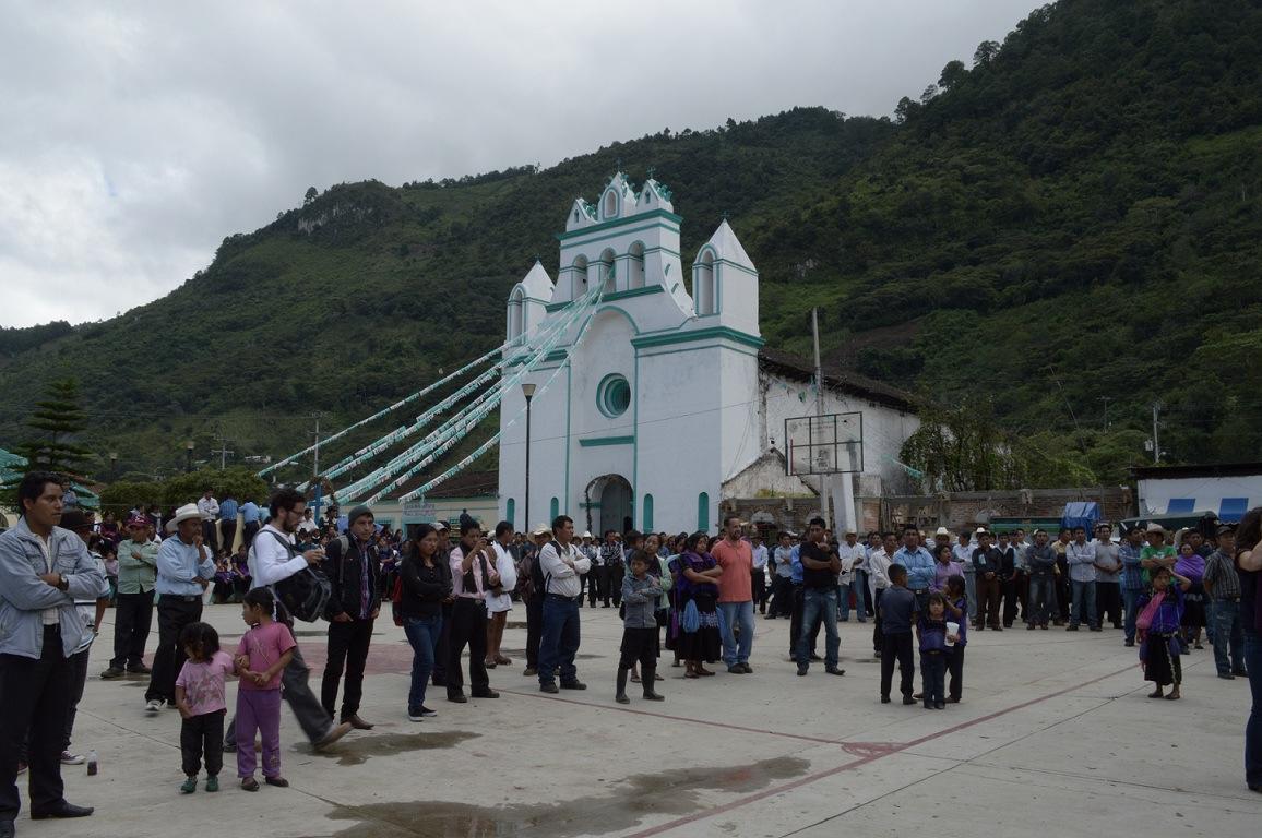 <br>Santa Martha pone más condiciones para terminar conflicto con Aldama en Chiapas