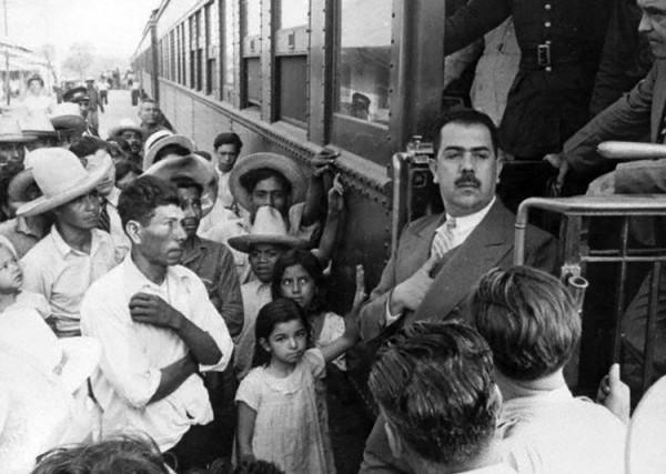 Lázaro Cárdenas. Cuando se gobernaba para los de abajo. Foto: Archivo Nacional
