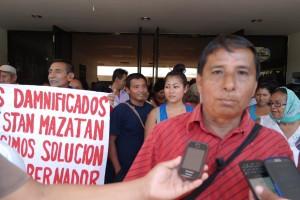 Inconclusas o nulas obras de vivienda para damnificados por huracán Stan. Foto: Cesar Rodríguez