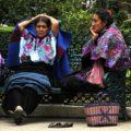 Mujeres de Chiapas vulneradas en sus derechos políticos. Foto: Elizabeth Ruiz