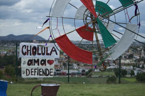 Cholula, Puebla. Foto: Mayra Guarneros.
