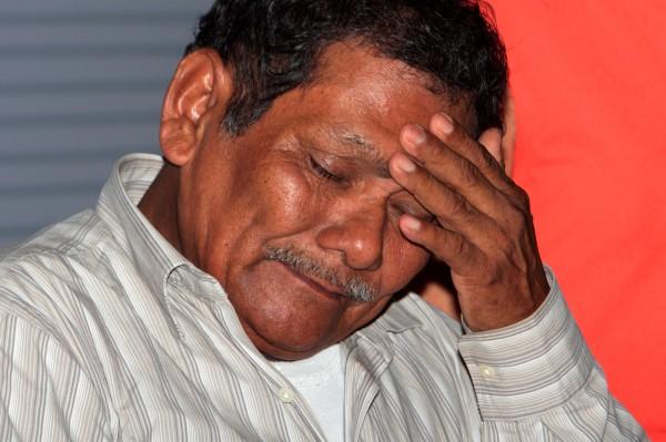 Ananias Laparra Martínez. Foto: arauxo.org