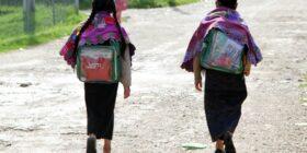 Escuelas Chiapas. Foto: Archivo