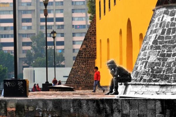 """""""El 68, Recuerdos de la Memoria"""". Imagen de Lucía Vergara y acinto Rodríguez Munguía"""