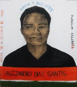 Alejandro Díaz Sántiz fue sentenciado en Veracruz y purga su sentencia en Chiapas, donde ya cumplió los 15 años preso.
