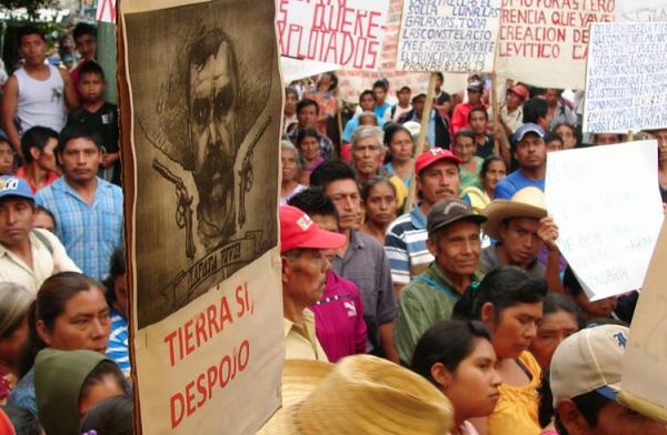 Alerta comunidad de Tila riesgo de conflicto social operado por el gobierno municipal y estatal. Foto: Radio Pozol
