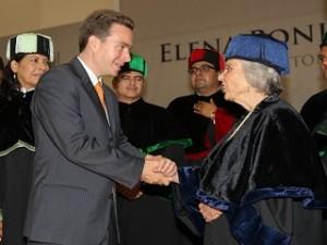 Manuel y Elenita. Foto: Cortesía