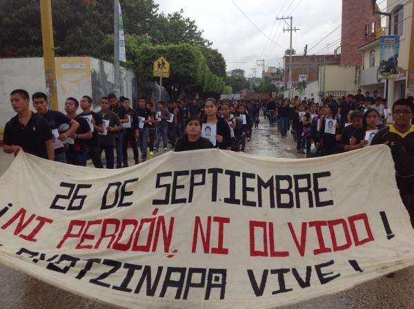 """NI perdón, ni olvido"". Foto: Ángeles Mariscal/Chiapas PARALELO"