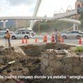 Obras Tuxtla. Foto: Cortesía