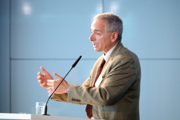 Edgardo Buscaglia, Presidente del Instituto de Acción Ciudadana (México)