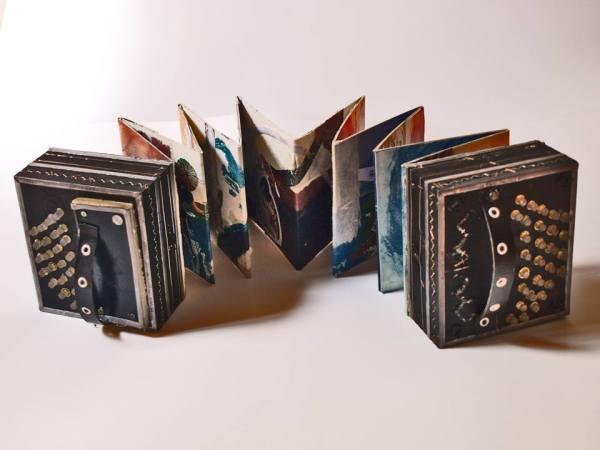 Ejemplo de un libro-objeto.