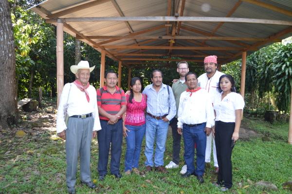 Representantes de la lengua maya mame de Guatemala y México promueven estrategias para evitar su extinción.