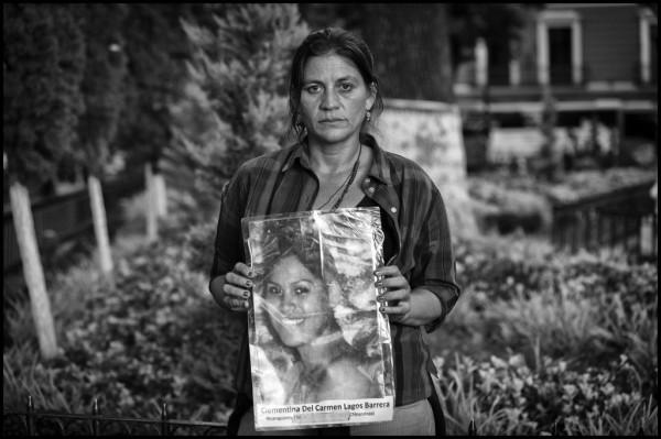 María migrante
