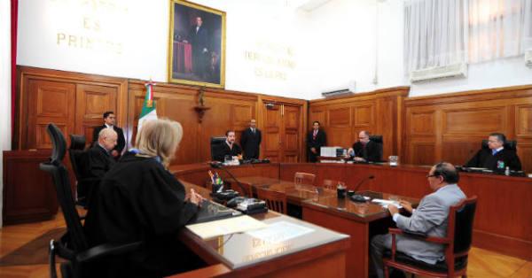 La SCJN ordenó liberar a los tres indígenas por fallas en el debido proceso.