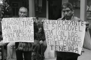 Apoyo a Banavil. Foto: Frayba