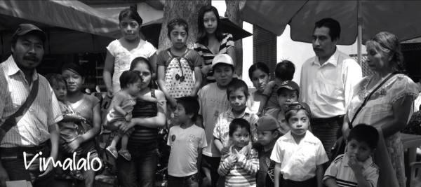 Desplazados de Chigtón. Foto: Archivo
