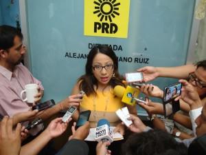 Diputada Alejandra Soriano Ruíz. Foto: Cortesía.