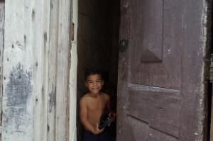 Los rostros de La Habana. Fotos: Ernesto Gómez Panana.