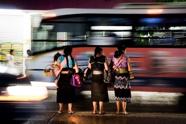 Migraciones cercanas. Dejar el campo por la ciudad / 2011. Foto: Ariel Silva
