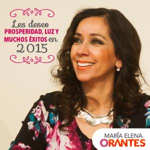 María Elena Orantes