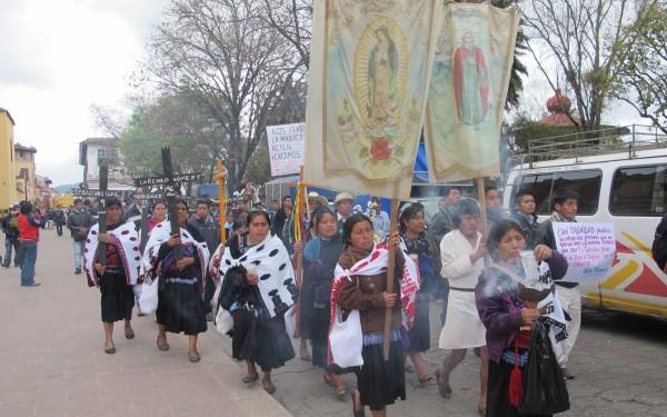 Recordando a Samuel Ruiz García, el obispo de los pobres. Foto: Emiliano Hernández